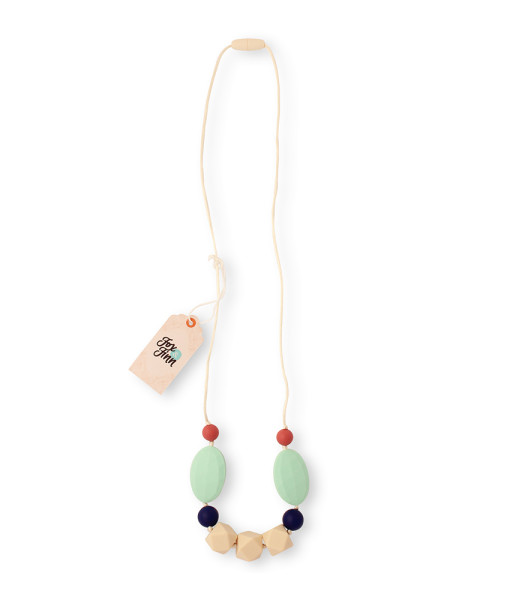 Fox and Finn Silicone Teething Necklaces