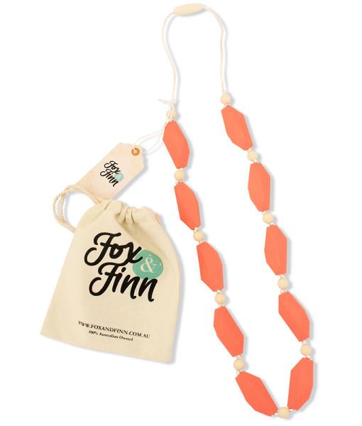 sophia (grapefruit) cotton bag